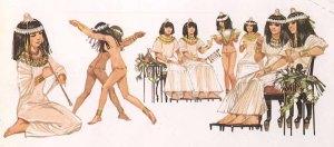 dreven egipt