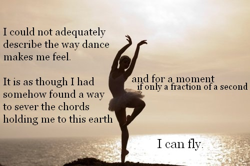 Dance and fly